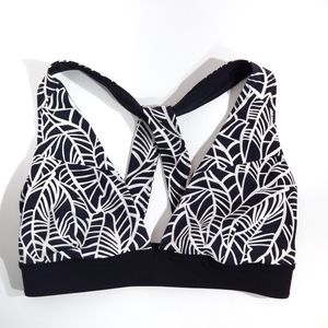 Lululemon | Shanti Surf Crossback Bikini Top